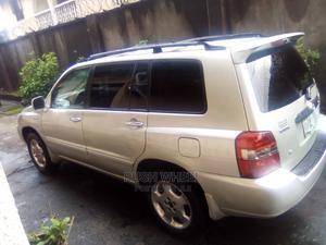 Toyota Highlander 2007 Silver | Cars for sale in Rivers State, Port-Harcourt