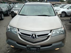 Acura MDX 2008 Gold   Cars for sale in Lagos State, Apapa