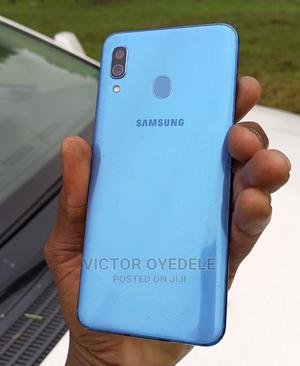 Samsung Galaxy A30 64 GB Blue | Mobile Phones for sale in Rivers State, Port-Harcourt