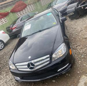 Mercedes-Benz C300 2010 Black | Cars for sale in Lagos State, Agege