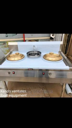 Quality Chinese Cooker 2burner | Restaurant & Catering Equipment for sale in Lagos State, Ojo