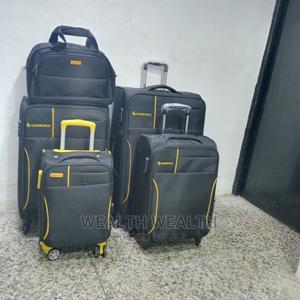 Executive Polyester Trolley Leaderpolo Luggage Bag   Bags for sale in Lagos State, Ikeja