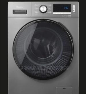 Hisense 10KG Washer and 7KG Dryer WM1014V | Home Appliances for sale in Abuja (FCT) State, Gwarinpa