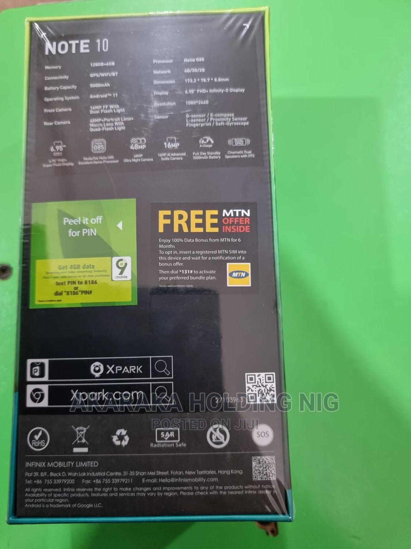 New Infinix Note 10 128 GB Gray | Mobile Phones for sale in Kaduna / Kaduna State, Kaduna State, Nigeria