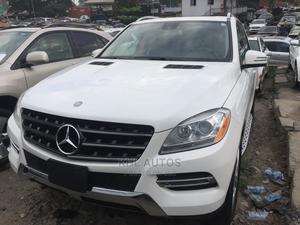 Mercedes-Benz M Class 2015 White | Cars for sale in Lagos State, Apapa