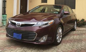 Toyota Avalon 2013 Red | Cars for sale in Lagos State, Alimosho