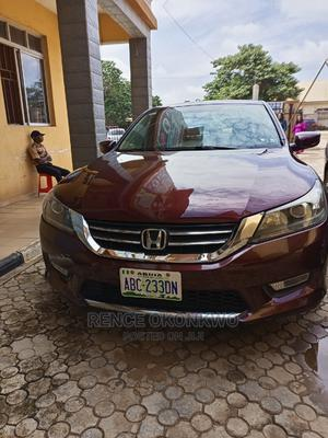 Honda Accord 2013 Red   Cars for sale in Abuja (FCT) State, Karu