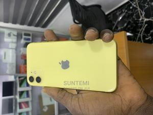 Apple iPhone 11 64 GB Yellow | Mobile Phones for sale in Lagos State, Ikeja