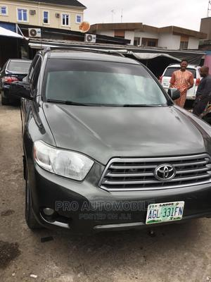 Toyota Highlander 2008 Sport Gray | Cars for sale in Lagos State, Ikeja