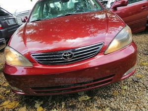 Toyota Camry 2003 Red   Cars for sale in Abuja (FCT) State, Gwarinpa