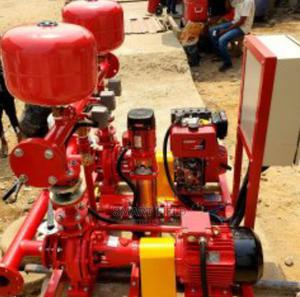 Fire Hydrant Pump Complete System Coupled One Standby | Plumbing & Water Supply for sale in Lagos State, Orile