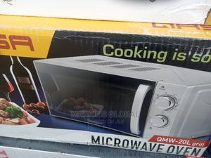 QASA Microwave Oven With Grill 20LITRES | Kitchen Appliances for sale in Abuja (FCT) State, Wuse