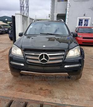 Mercedes-Benz GL Class 2008 GL 550 Black | Cars for sale in Kwara State, Ilorin South