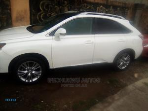 Lexus RX 2013 350 AWD White | Cars for sale in Lagos State, Ikeja