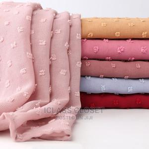 Bubble Chiffon Scarf   Clothing for sale in Abuja (FCT) State, Kubwa