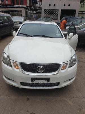 Lexus GS 2006 300 AWD White | Cars for sale in Lagos State, Yaba