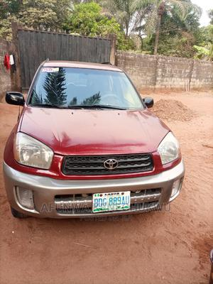 Toyota RAV4 2003 Automatic Red   Cars for sale in Anambra State, Nnewi