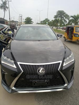Lexus RX 2018 350L Luxury AWD Black | Cars for sale in Lagos State, Amuwo-Odofin