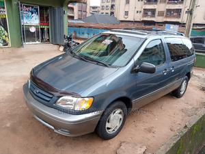 Toyota Sienna 2002 XLE Gray | Cars for sale in Anambra State, Onitsha