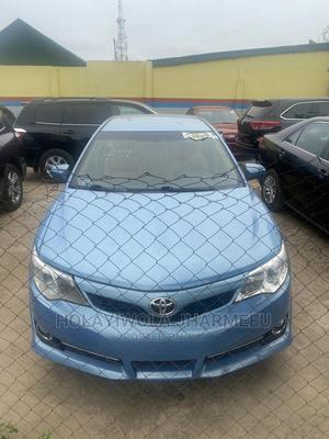Toyota Camry 2012 Blue | Cars for sale in Lagos State, Alimosho