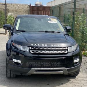 Land Rover Range Rover Evoque 2012 Pure Plus Black   Cars for sale in Lagos State, Lekki