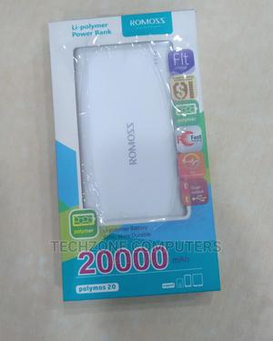 Romoss 20,000mah Li Polymer Portable Power Bank | Accessories for Mobile Phones & Tablets for sale in Lagos State, Ikeja