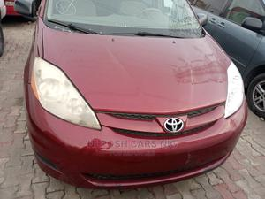 Toyota Sienna 2008 LE Red   Cars for sale in Lagos State, Lekki