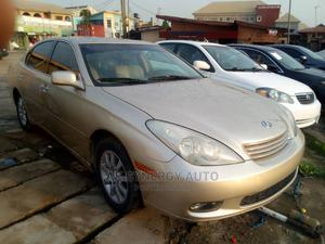 Lexus ES 2002 300 Gold   Cars for sale in Lagos State, Isolo