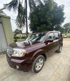 Honda Pilot 2011 Brown | Cars for sale in Lagos State, Ipaja