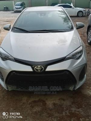 Toyota Corolla 2017 Silver | Cars for sale in Abuja (FCT) State, Maitama