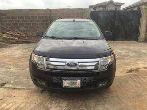 Ford Edge 2008 SE 4dr FWD (3.5L 6cyl 6A) Black | Cars for sale in Ogun State, Sagamu