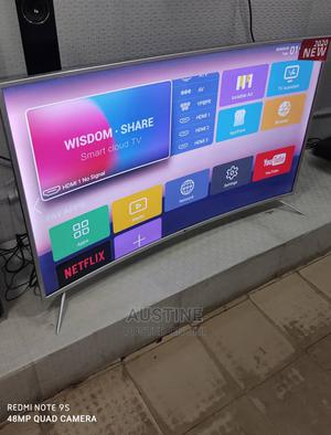 """Brand New LG 65""""Curve,4K, Wi-fi, Netflix,Internet Television   TV & DVD Equipment for sale in Lagos State, Ojo"""