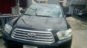 Toyota Highlander 2008 Black   Cars for sale in Rivers State, Obio-Akpor