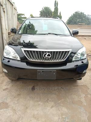 Lexus RX 2008 350 AWD Black | Cars for sale in Lagos State, Abule Egba