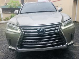 Lexus LX 2016 Silver | Cars for sale in Lagos State, Victoria Island