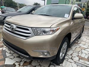 Toyota Highlander 2011 SE Gold | Cars for sale in Lagos State, Ojota