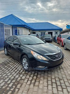 Hyundai Sonata 2014 Black | Cars for sale in Lagos State, Surulere