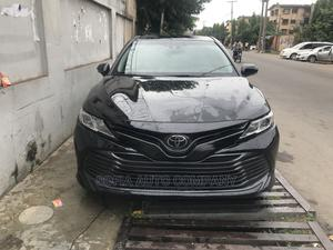 Toyota Camry 2018 LE FWD (2.5L 4cyl 8AM) Black | Cars for sale in Lagos State, Ikeja