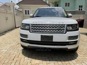 Land Rover Range Rover 2014 White | Cars for sale in Abuja (FCT) State, Gwarinpa