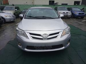 Toyota Corolla 2011 Silver | Cars for sale in Lagos State, Lekki