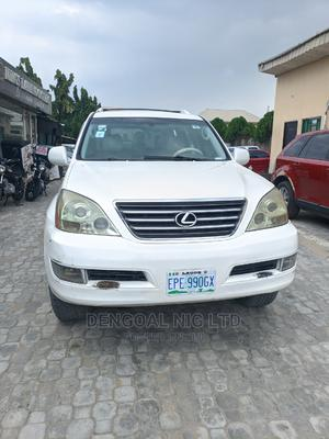 Lexus GX 2004 470 White   Cars for sale in Lagos State, Ajah