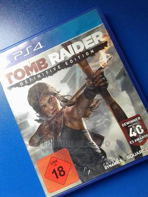 Tomb Raider Definitive Edition   Video Games for sale in Lagos State, Yaba