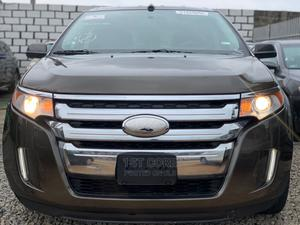 Ford Edge 2011 SE 4dr FWD (3.5L 6cyl 6A) Brown | Cars for sale in Lagos State, Ojodu