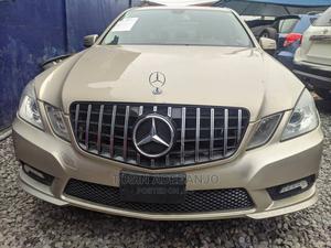 Mercedes-Benz E350 2010 Gold   Cars for sale in Lagos State, Amuwo-Odofin