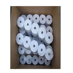 Pos 80mm Thermal Receipt Printer Paper-50 Rolls a Carton Wit | Stationery for sale in Lagos State, Lagos Island (Eko)