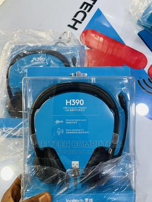 Logitech Headset 390 | Headphones for sale in Abuja (FCT) State, Wuse 2