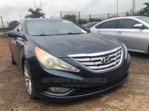 Hyundai Sonata 2011 Black   Cars for sale in Lagos State, Ojodu