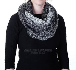 Tahari Space Dye Infinity Scarf Dark Shades | Clothing Accessories for sale in Lagos State, Ikeja