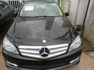 Mercedes-Benz C300 2010 Black | Cars for sale in Lagos State, Ogba