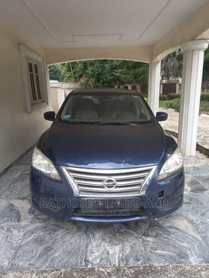 Nissan Sentra 2013 S Blue | Cars for sale in Lagos State, Ikoyi